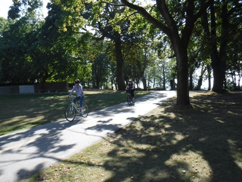 biking, British Columbia, Canada, Vancouver, Stanley Park