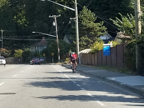 biking, Washington State, Seattle Area
